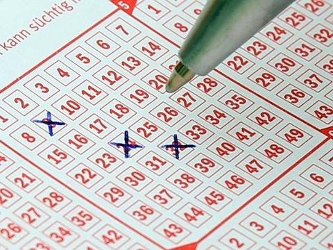 Lottoschein - Online Lotto spielen