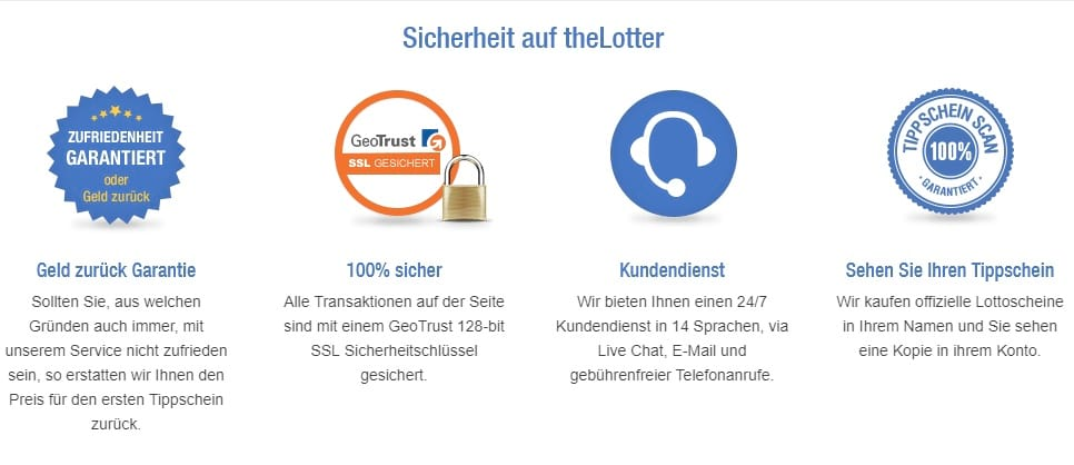 The Lotter Sicherheit